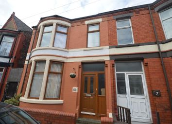 Thumbnail 3 bed semi-detached house for sale in Barrington Road, Wallasey