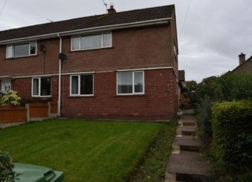 Thumbnail 2 bed semi-detached house to rent in Dunmallet Rigg, Carlisle