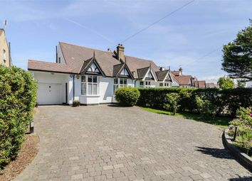 Thumbnail 3 bedroom semi-detached bungalow for sale in Brownlea Gardens, Seven Kings, Essex