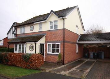 Thumbnail 2 bed semi-detached house for sale in Marys Gate, Wistaston, Crewe
