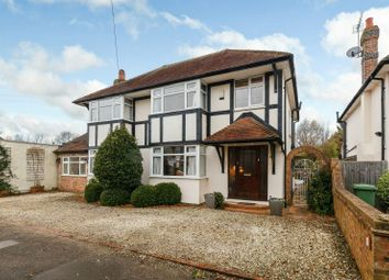 Thumbnail 5 bed detached house for sale in Plough Lane, Harefield, Middlesex