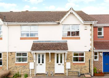 Thumbnail 2 bed terraced house for sale in Danesfield Close, Walton-On-Thames, Surrey