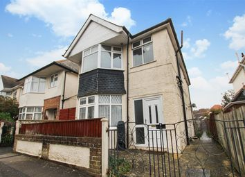 Thumbnail 2 bed flat for sale in Somerley Road, Winton, Bournemouth