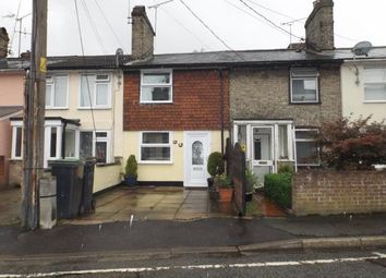 Thumbnail 2 bed terraced house for sale in Stowmarket, Suffolk