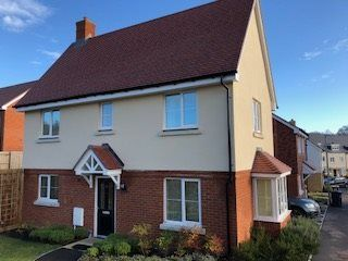 Thumbnail 3 bed property to rent in Isle Quarry Road, Borough Green, Kent