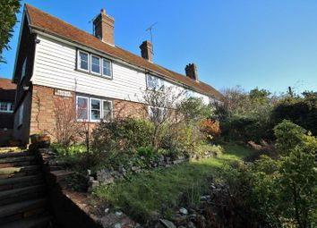Thumbnail 3 bed cottage for sale in Lower High Street, Wadhurst