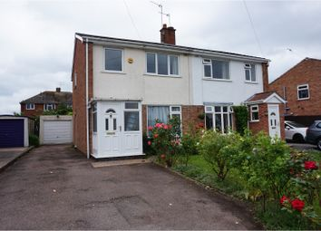 Thumbnail 3 bed semi-detached house for sale in Morse Road, Leamington Spa