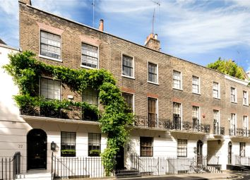 Thumbnail 4 bed terraced house for sale in Portsea Place, Hyde Park, London