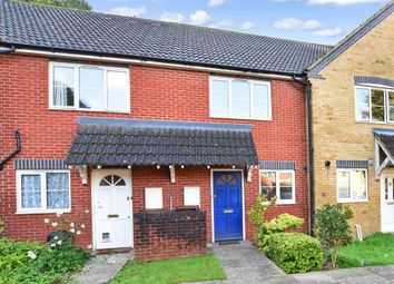 Thumbnail 2 bed terraced house for sale in Oliver Twist Close, Rochester, Kent
