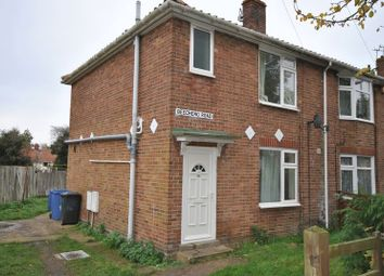 Thumbnail 4 bedroom semi-detached house for sale in Beecheno Road, Norwich