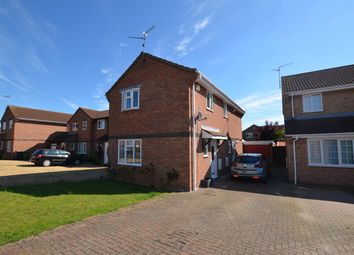 Thumbnail 3 bed detached house to rent in Wycliffe Grove, Peterborough