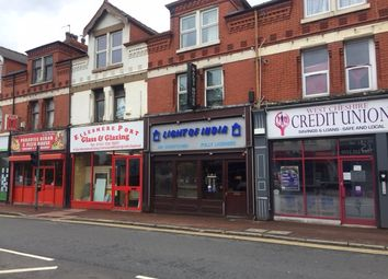 Thumbnail Restaurant/cafe for sale in Whitby Road, Ellesmere Port