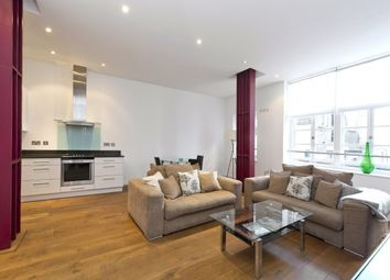 Thumbnail 2 bed flat to rent in Costume Warehouse, 9 Macklin Street, Holborn, London