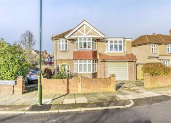 Thumbnail 4 bed detached house for sale in Strathearn Avenue, Whitton, Twickenham