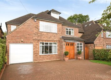 Thumbnail 5 bed detached house for sale in Dearne Close, Stanmore, Middlesex