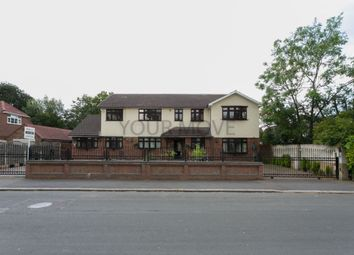 Thumbnail 7 bed detached house for sale in Burntwood Avenue, Hornchurch