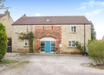 Thumbnail 3 bed detached house for sale in The Stackyard, Croxton Kerrial, Grantham