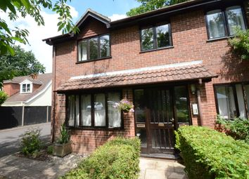 Thumbnail 1 bed flat to rent in Sandy Lane, Church Crookham, Fleet