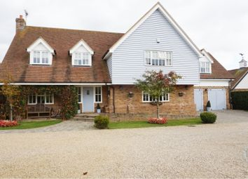 Thumbnail 5 bed detached house for sale in The Gables, North Fambridge