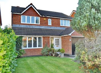 Thumbnail 4 bed detached house for sale in Highmeadow, Radcliffe, Manchester