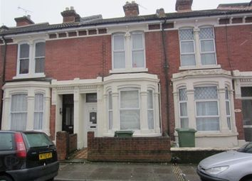 Thumbnail 5 bedroom property to rent in Manners Road, Southsea