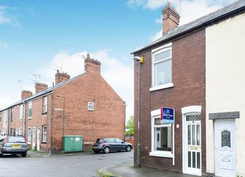 Thumbnail 2 bedroom semi-detached house for sale in Hawthorne Street, Chesterfield