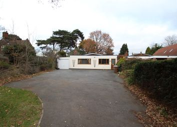 Thumbnail 4 bed detached bungalow for sale in Bucklesham Road, Ipswich