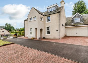 Thumbnail 6 bed detached house for sale in Touch Road, Stirling, Stirling