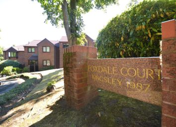 Thumbnail 2 bed flat for sale in Foxdale Court, Appleton, Warrington
