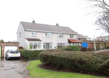 Thumbnail 3 bedroom semi-detached house for sale in Willow Crescent, Glenrothes, Fife