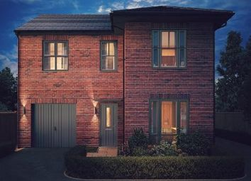 Thumbnail 4 bed detached house for sale in Ambience, Linton, Swadlincote, Derbyshire