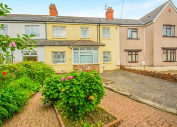 Thumbnail 4 bedroom terraced house for sale in Mervyn Road, Whitchurch, Cardiff