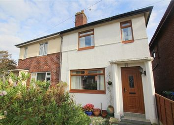 Thumbnail 2 bedroom property for sale in Linfield Terrace, Blackpool