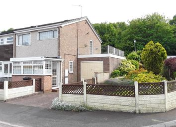 Thumbnail 3 bed semi-detached house for sale in Trinity Road, Dawley, Telford