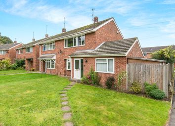 Thumbnail 4 bed semi-detached house for sale in Blithewood Gardens, Sprowston, Norwich