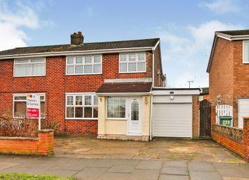 Thumbnail 3 bed semi-detached house for sale in Low Grange Avenue, Billingham