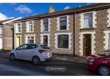 Thumbnail 3 bedroom terraced house to rent in Middle Street, Pontypridd