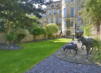 Thumbnail 3 bed flat for sale in The Garden Apartment, 27 Park Street, Bath