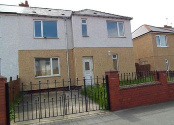 Thumbnail 4 bed semi-detached house to rent in Norman Street, Thurnscoe, Rotherham, South Yorkshire