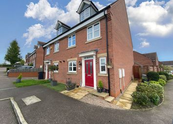 Walter Close, Great Glen, Leicestershire LE8. 4 bed semi-detached house for sale
