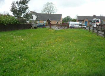 Thumbnail Land for sale in Clynderwen