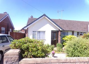 Thumbnail 2 bed bungalow for sale in Marlborough Crescent, Burton-On-Trent, Staffordshire