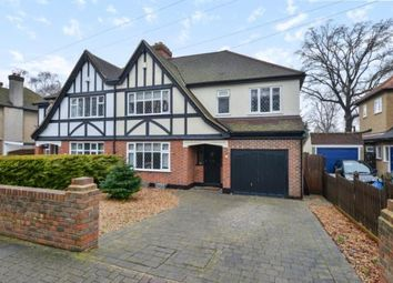 Thumbnail 4 bed semi-detached house for sale in The Glade, West Wickham