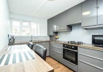 Thumbnail 2 bedroom flat to rent in Basing Way, Church End