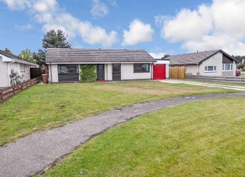 Thumbnail 3 bed detached bungalow for sale in Morlich Crescent, Nairn