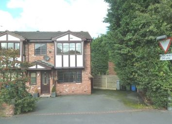 Thumbnail 2 bed semi-detached house to rent in Hermitage Road, Hale, Altrincham