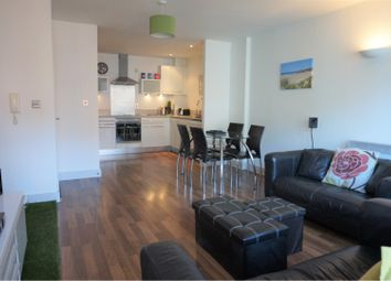 Thumbnail 2 bed flat for sale in 30 City Road East, Manchester