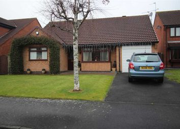 Thumbnail 3 bedroom bungalow for sale in Crofters Close, Annitsford, Cramlington