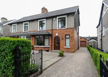 Thumbnail 3 bed semi-detached house for sale in Kincora Avenue, Belfast