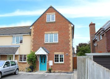 Thumbnail 3 bed end terrace house for sale in Bramley Green, Angmering, West Sussex